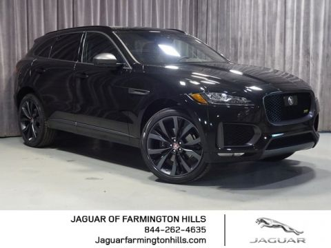 Certified Pre-Owned 2020 Jaguar F-PACE 300 Sport