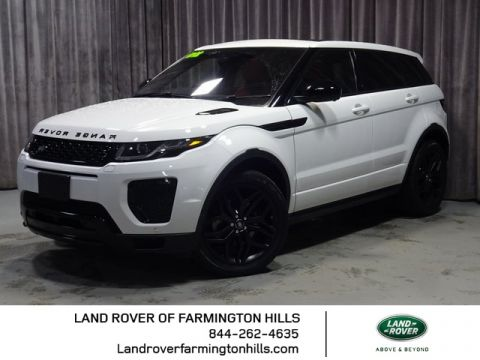 Pre-Owned 2019 Land Rover Range Rover Evoque HSE Dynamic