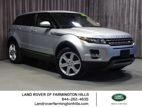 Pre-Owned 2015 Land Rover Range Rover Evoque