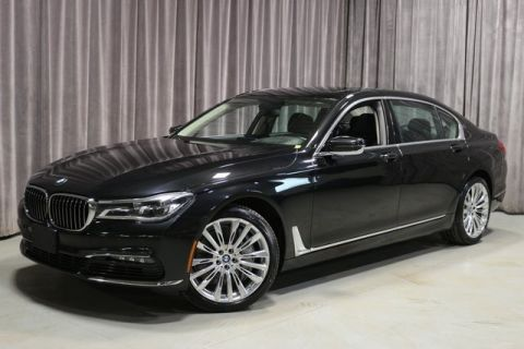 Pre-Owned 2018 BMW 7 Series 750i xDrive