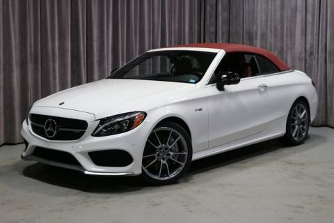 Pre-Owned 2018 Mercedes-Benz C-Class C 43 AMG®